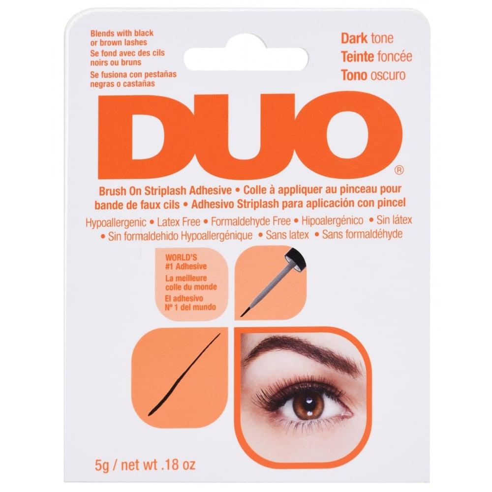 6f870ef4591 DUO Brush On Striplash Adhesive with Vitamins Dark