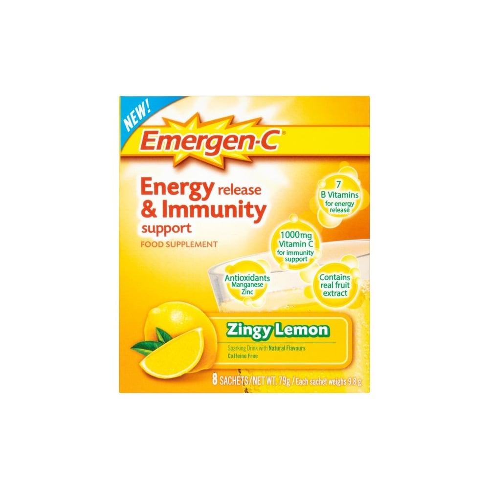 Emergen C Super Lemon 8 Pack - Pharmacy & Health from ...