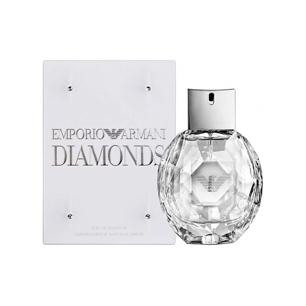Emporio Armani Diamonds Eau De Parfum 50ml Fragrance From Chemist