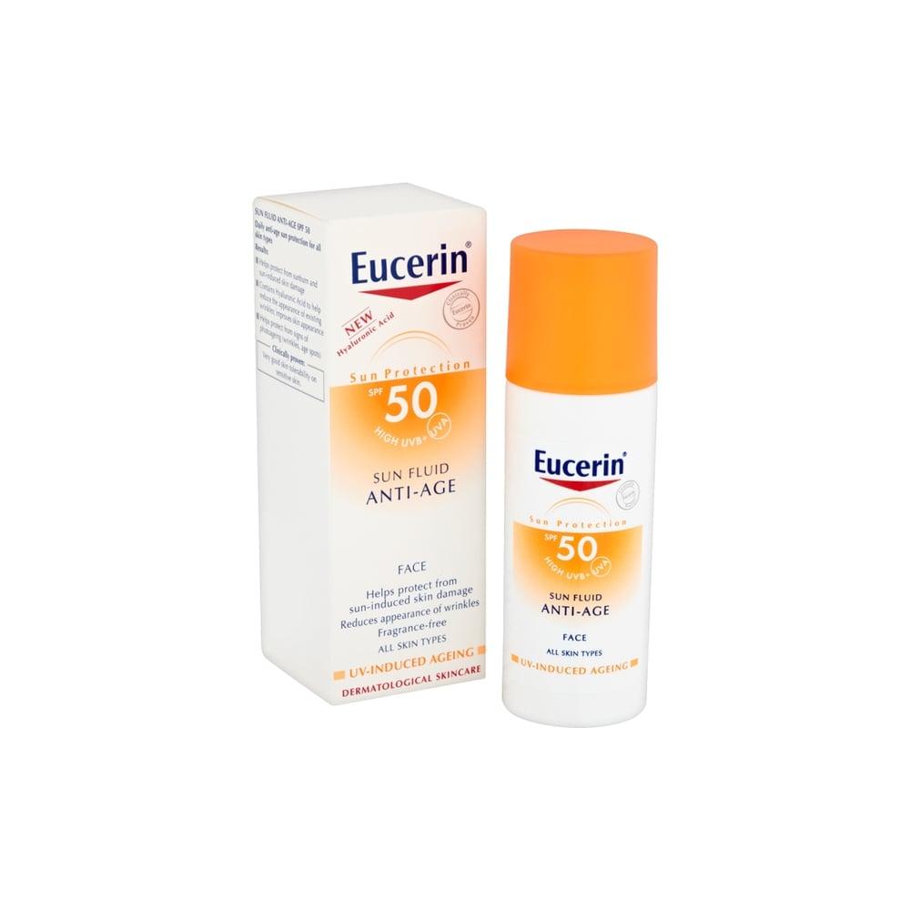 eucerin sunscreen spf 50